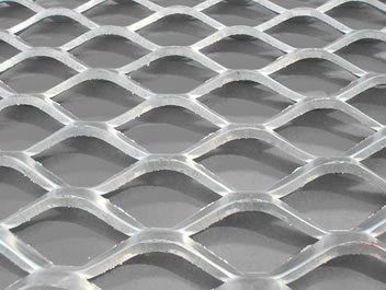 Steel Expanded Metal For Ceiling Partition And Fencing